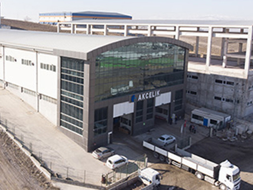 Distribution center in Ankara, TR